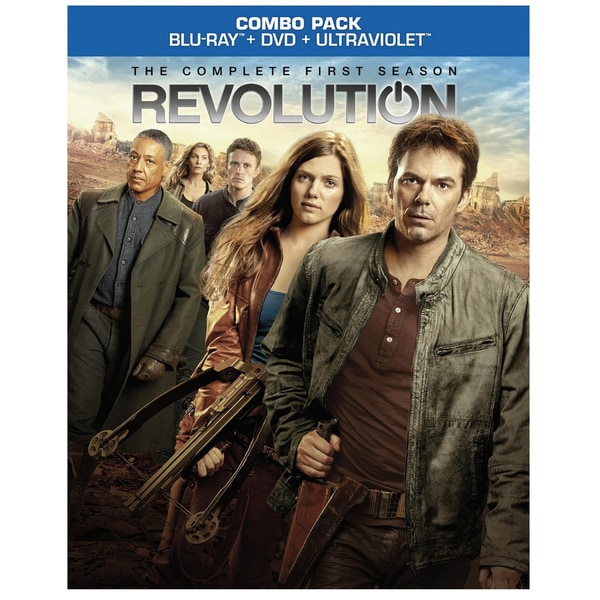 Revolution: The Complete First Season (Blu-ray/DVD) 11281192