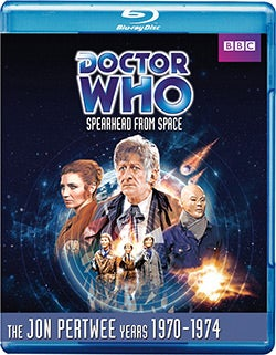 Doctor Who: Spearhead From Space (Blu-ray Disc)