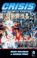 Crisis on Infinite Earths (Paperback)