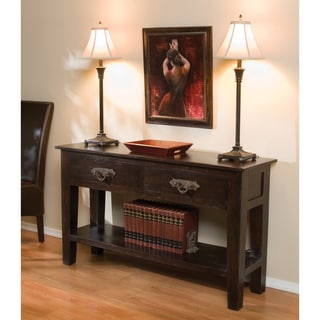 Venice 2 Drawer Side table