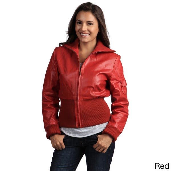 Periodic Easy Leather Jacket
