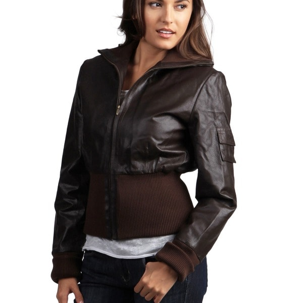 Tanners Avenue Periodic Easy Leather Jacket 11282626