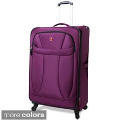 Wenger Travel Gear Expandable Lightweight Luggage 29-inch Spinner