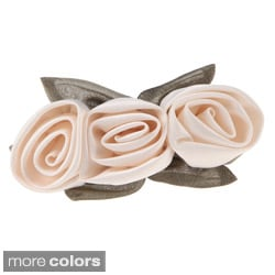 Sweetie Pie Girls Rose Hair Clip