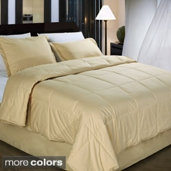 Cottonloft All Cotton 4-piece Comforter Set