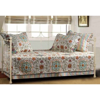 Esprit Spice Quilted 5-piece Daybed Set