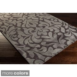 Hand-tufted Candice Olson Modern Wool Rug (8' x 11')