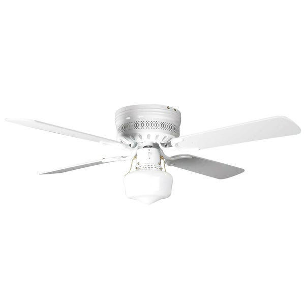 42 Inch One Light Ceiling Fan / Light Kit