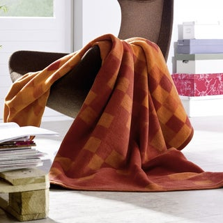 Messina Graphic of Symphany Oversize Throw