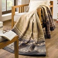 Sorrento Gaucho Moonlit Desert Oversize Throw