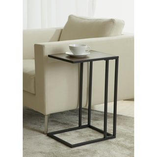 Jesper Office Walnut Modern Side Table