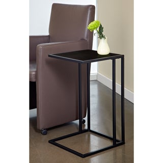 Jesper Office Espresso Modern Side Table