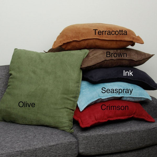 oversized pillows for couch images