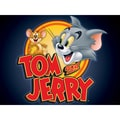 Tom and Jerry Canvas Wall Art