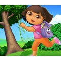 Dora the Explorer Canvas Wall Art