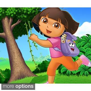 Dora the Explorer Canvas Wall Art