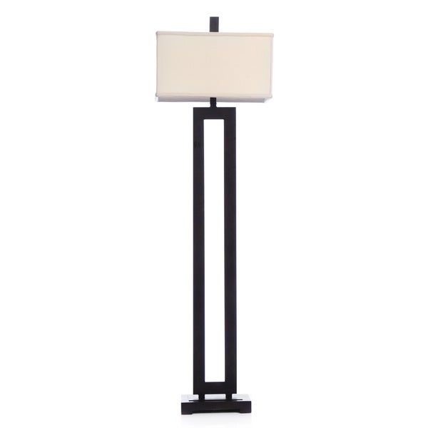 mocha metal floor lamp With mocha metal floor lamp