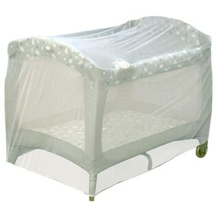 Jeep White Playard Netting