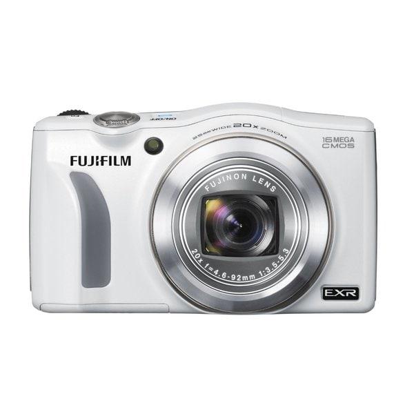 Fujifilm FinePix F750EXR 16MP White Digital Camera