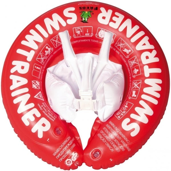 Freds Swim Academy Red Classic Swimtrainer