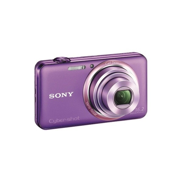 Sony Cyber-shot DSC-WX70 16.2MP Violet Digital Camera