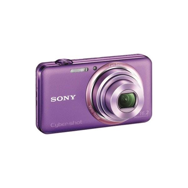 Sony Cyber-shot DSC-WX70 16.2MP Violet Digital Camera