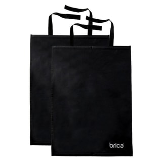 Brica Black Kick Mats (Pack of 2)