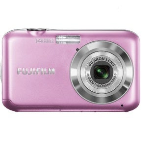 Fujifilm FinePix JV200 14MP Pink Digital Camera