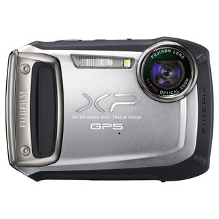 Fujifilm FinePix XP150 14.4MP Silver GPS Waterproof Digital Camera