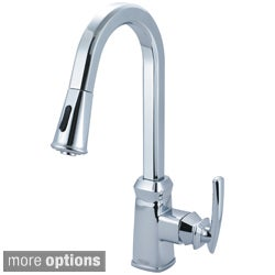 Pioneer Gibraltar 2GB250 Single-handle Pull-Down Kitchen Faucet