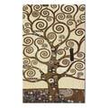 Gustav Klimt 'Tree of Life' Wall Tapestry