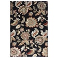 American Rug Craftsmen Madison James Parks Black Rug (3'6 x 5'6)