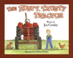The Rusty, Trusty Tractor (Paperback)