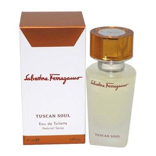 Salvatore Ferragamo 'Tuscan Soul' Women's 1.4-ounce Eau de Toilette Spray