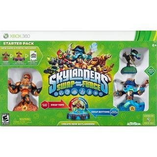 Xbox 360 - Skylanders: Swap Force Starter Pack