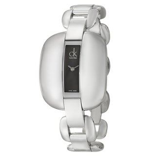 Calvin Klein Women's 'Treasure' Steel Swiss Quartz Watch