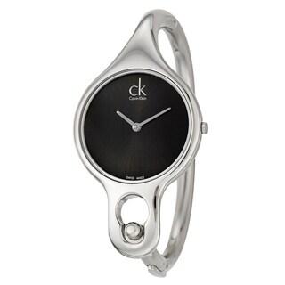 Calvin Klein Women's 'Air' Stainless Steel Swiss Quartz Watch