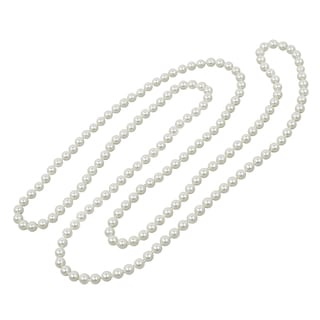 NEXTE Jewelry Super Long Petite Fresh Water Pearl Strand Necklace