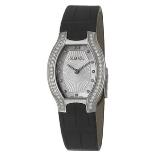 Ebel Women's 'Beluga Tonneau' Swiss Quartz Watch