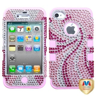 BasAcc TUFF Hybrid Case for Apple® iPhone 4S/ 4