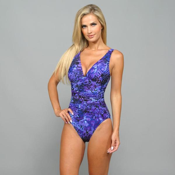 Miraclesuit Women's 'Sonatina' 1-piece Swimsuit