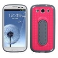 BasAcc Hot Pink Snap Tail Stand Case for Samsung Galaxy S III/ S3