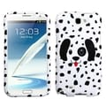 BasAcc Dotted Dalmatian Case for Samsung Galaxy Note II T889/ I605