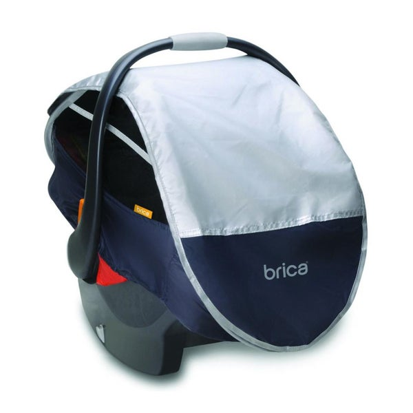 Brica Infant Comfort Canopy in Grey
