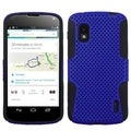 BasAcc Dark Blue/ Black Astronoot Case for LG E960 Nexus 4
