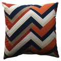 Pillow Perfect Concorde Chevron 18-inch Throw Pillow