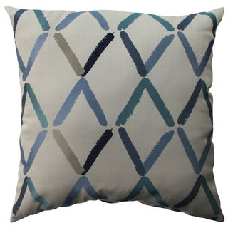 Pillow Perfect Diamonte Geo 23-inch Throw Pillow