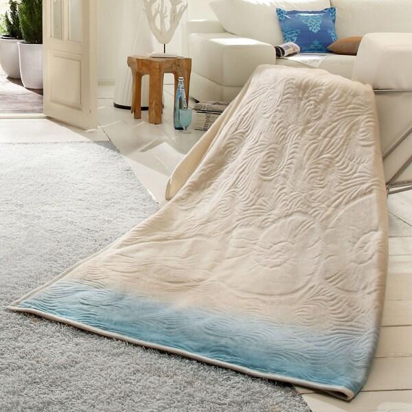 Bocasa Helix Woven Thermosoft Blanket