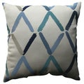 Pillow Perfect Diamonte Geo 18-inch Throw Pillow