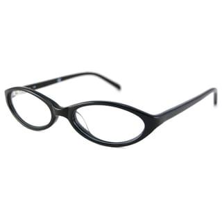 V Optique Readers Women's VN0103 Oval Reading Glasses with Slip-In Case